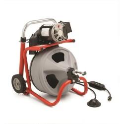 Dispozitiv Ridgid pentru desfundat scurgeri K-400, 230 V, IW/C45