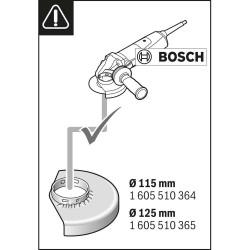 Aparatoare cu duza de aspirare praf Bosch GDE 115/125 FC-T