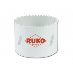 Carota bimetal Ruko HSSE-CO Ø 64 mm