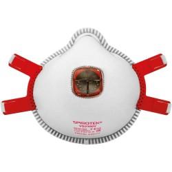 Set 10 buc masti cu supapa FFP3 Spirotek VS2300V