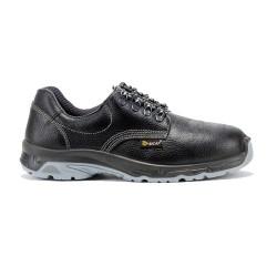 Pantofi de protectie cu bombeu metalic NEW BARI S2 SRC