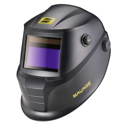Masca automata pentru sudura Esab  SAVAGE A40 Black