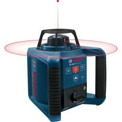 Nivela laser rotativa Bosch GRL 250 HV + RC1