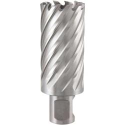 Carota metal Ruko HSS Ø 18 mm, cu prindere WELDON