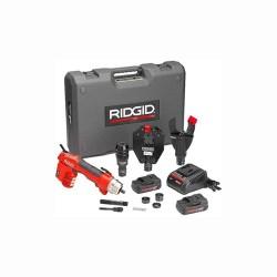 Dispozitiv Ridgid electrohidraulic pentru taiere, perforare si sertizare, fara matrita , RE-60