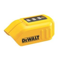 Adaptor USB pentru acumulatori XR Dewalt DCB090