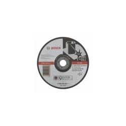 Disc abraziv, Bosch, 180x2 mm taiere inox