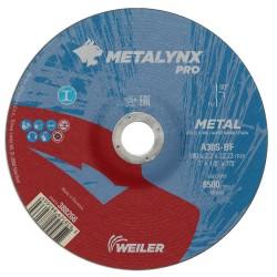 Disc abraziv 180x3.0 mm debitare metal Metalynx Pro