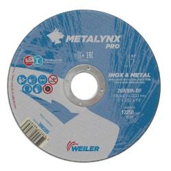 Disc abraziv 125x2.5 mm debitare inox Metalynx Pro