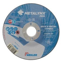 Disc abraziv 125x4.0 mm polizare inox Metalynx Pro