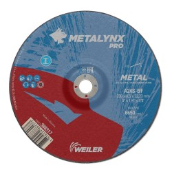 Disc abraziv 230x6 mm polizare metal Metalynx Pro