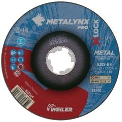 Disc abraziv 125x2.5 mm debitare metal X-LOCK Metalynx Pro