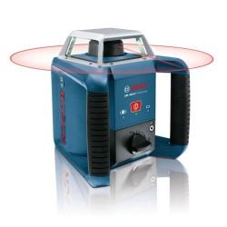 Nivela laser rotativa Bosch GRL 400 H + LR 1 + GR 240 + BT 170 HD