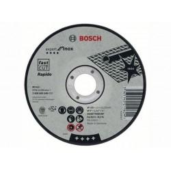 Disc abraziv 125x1 mm debitare inox Bosch