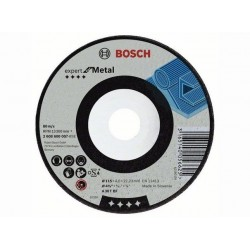 Disc abraziv 125x6 mm polizare metal Bosch