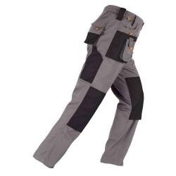 Pantaloni standard gri/negru Kapriol SMART