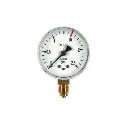 Ceas manometru acetilena 2.5/1.5 bar, GCE