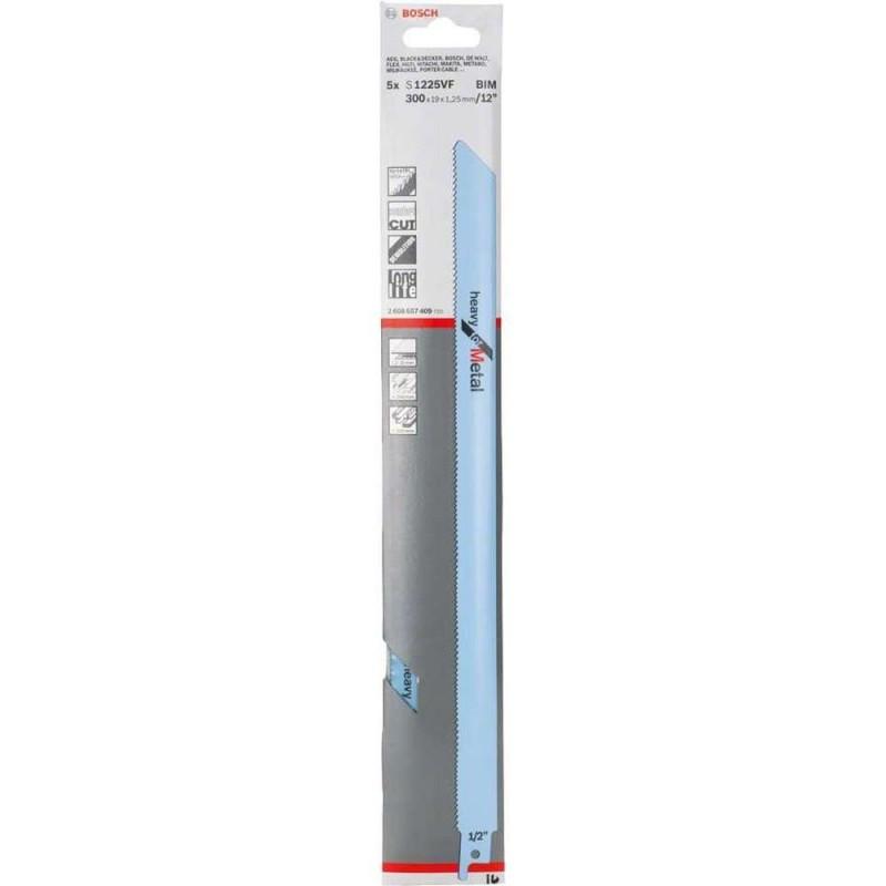 Panza pentru fierastrau alternativ Bosch S 1225 VF