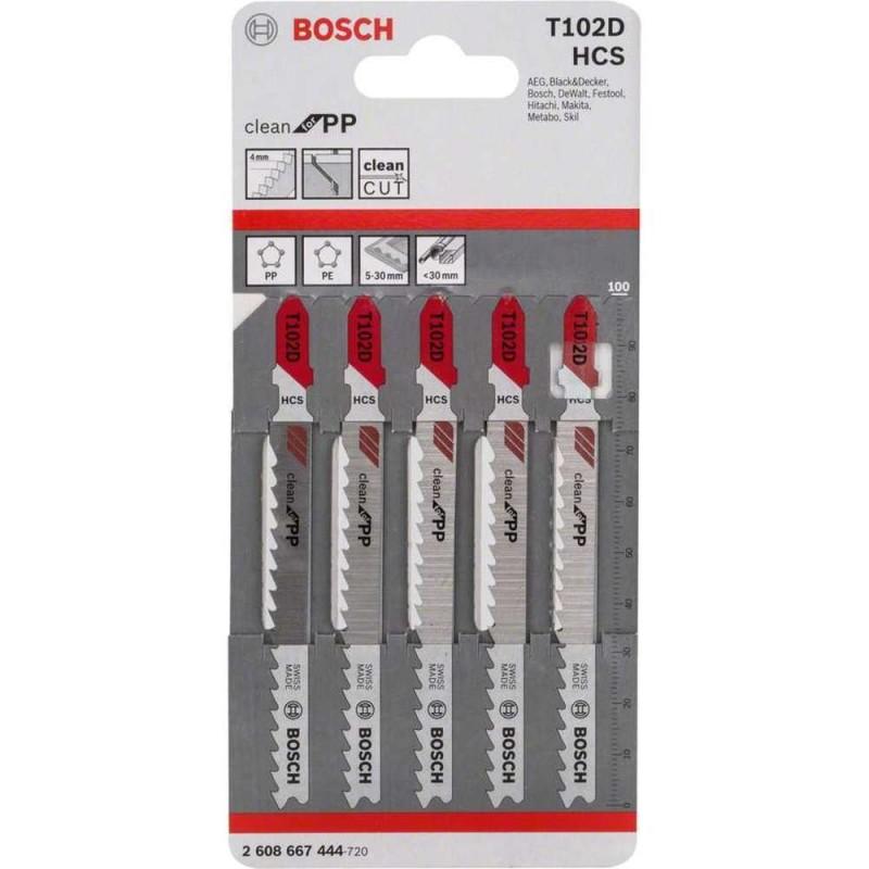 Panza pentru fierastrau vertical Bosch T 102 D