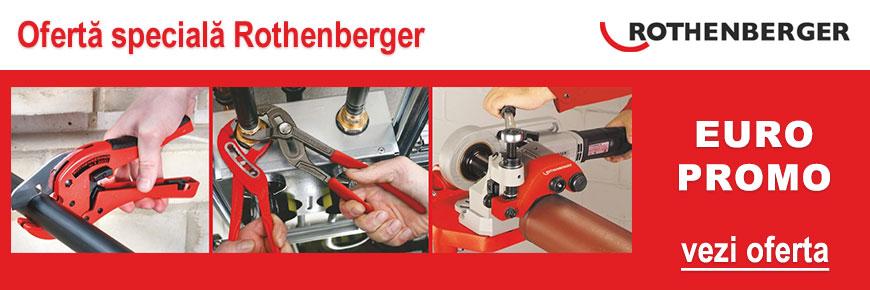 Oferta speciala Rothenberger- EURO PROMO 3