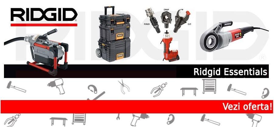 Oferta Ridgid Essentials
